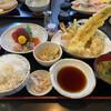 GOCHI ときわ - 料理写真:穴子天ぷら
