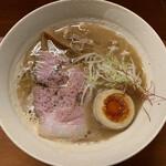 麺元素 - ラーメン中々⁽⁽ૢ(⁎❝ົཽω❝ົཽ⁎)✧¥830円