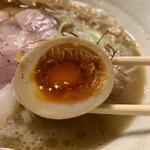 麺元素 - 煮玉子あっぷヾ(^。^*)