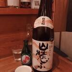山猿 - 日置桜山装ふ