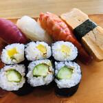 なかみち - 寿司の全て