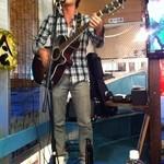 北さつま漁港 - 歌手の上田和寛さんのミニライブも船上で行われました!!