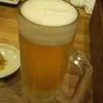 13836667 - たしか・・・ビールの単品で420円だったような・・・・^^
