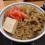 13836927 - 牛鍋丼 (並)