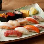 おたる政寿司 - ランチ:匠4980円(税抜)
