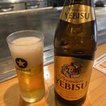 新天地 みっちゃん - 瓶ビール
