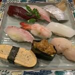 魚勝 - 追加の寿司