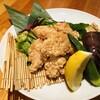 房総魚男 - 料理写真:ショウサイフグから揚げ