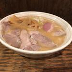 西中島 光龍益 - 美味しい鶏白湯ラーメン\(//∇//)\