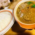 村上カレー店・プルプル - 『キーマカレー』 税込1,000円