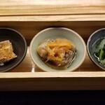 KAPPO R  - 【前菜】3種盛合せ