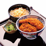海山亭いっちょう - 上州名物ソースカツ丼