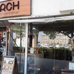 ARCH seaside cafe&bar - 外観