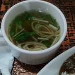 アーモンド - スープ