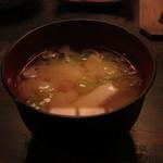 伊勢藤 - 味噌汁