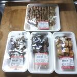 ハセガワストア - 料理写真:今回購入品(全体)