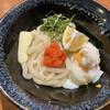 Kaine - 料理写真:釜玉(明太、バター、温玉)