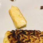 バルバッコア - 焼きチーズと焼きパイナップル