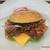 ドムドムハンバーガー - 料理写真:カニバーガー