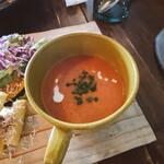 マケイヌノトオボエ - トマトスープ