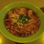 クラウン - 料理写真:中華そば