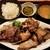 博多魚がし - 鯛のあら炊き定食。