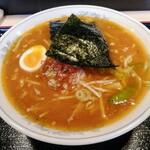 あずま亭 - 料理写真:熱すぎ、酸っぱ過ぎの様な……
