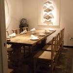 ブルーリリー 青百合飯荘  - 6名の個室