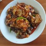 中華料理 真 - 麻婆豆腐