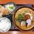 中華そば 満月 - 料理写真:辛味噌らーめん & から揚げ+ライスセット