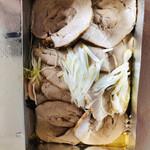 北京料理 松鳳 - 自家製焼き豚