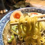 大慶 - 太麺もいい感じでした。