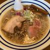 麺屋 わかな - 料理写真:背脂煮干しらーめん 適度な煮干し風味