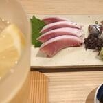 138408870 - 鰤&秋刀魚~秋ですねぇ。