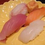 138412335 - 海鮮バイキング_お寿司