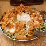 餃子酒場 たっちゃん - サラダ