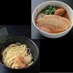 MESHIYAはらぺこ - つけ麺(魚介豚骨) 650円~