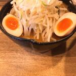 つけ麺道たけし - 野菜つけ麺 つけ汁