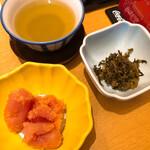 138417843 - 辛子明太子、高菜