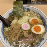 いつみ屋 - 料理写真:【2020.9.24】わんたんめん煮卵入り950円