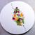 Omnis - 料理写真:北海道産真蛸のカルパッチョ 蕪、青柚子でマリネ、 カリフラワー、 山葵菜、 バルサミコソース、 カリフラワーのピューレ、 オンブル・シュバリエの卵