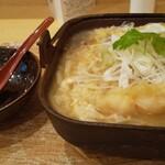 太閤うどん - 牛おじやうどん(ミニ)(935円)