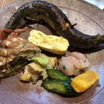 味乃しゅうか - 本日のお勧めは秋刀魚!