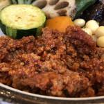 Rojiura Curry SAMURAI.  - トマトキーマ