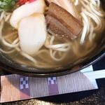 富久屋 - 料理写真:沖縄そば