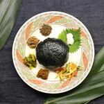 世界料理レストラン WHALE - バングラデシュ爆弾おにぎり