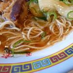 スケアクロウ天宝 - 麺とスープ