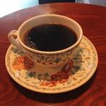 Kanda Coffee - 深煎りドリップコーヒー 350円(税込) この日の豆はケニア