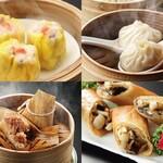 中国料理 桃李 - 料理写真:飲茶ブッフェ(イメージ)