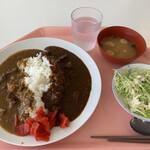 鳥取県庁食堂 - 料理写真:鹿カレー